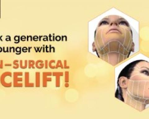 Look a generation younger with Non-Surgical Facelift | Ojasvi Skin Solutions