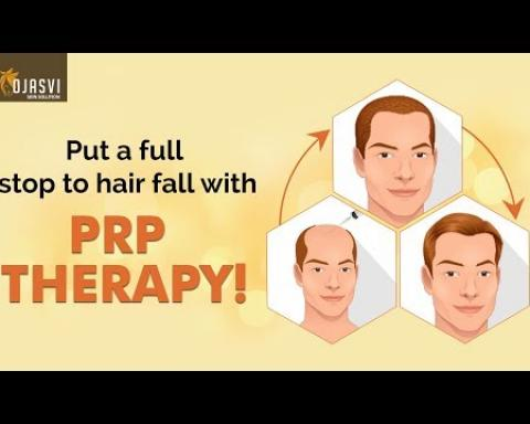 Put a full stop to Hair fall with PRP Therapy | Ojasvi Skin Solutions